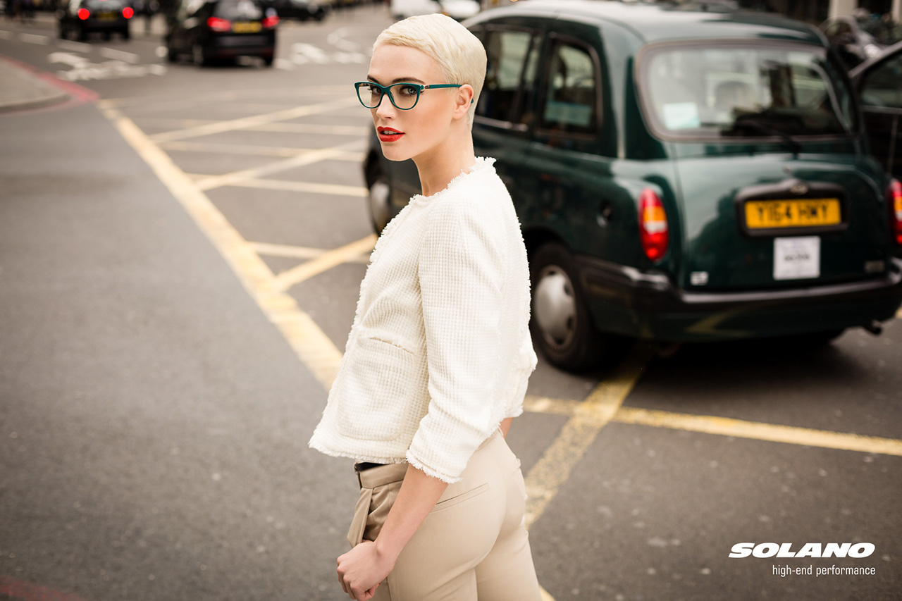 Solano Eyewear, London X Marcin Biedroń