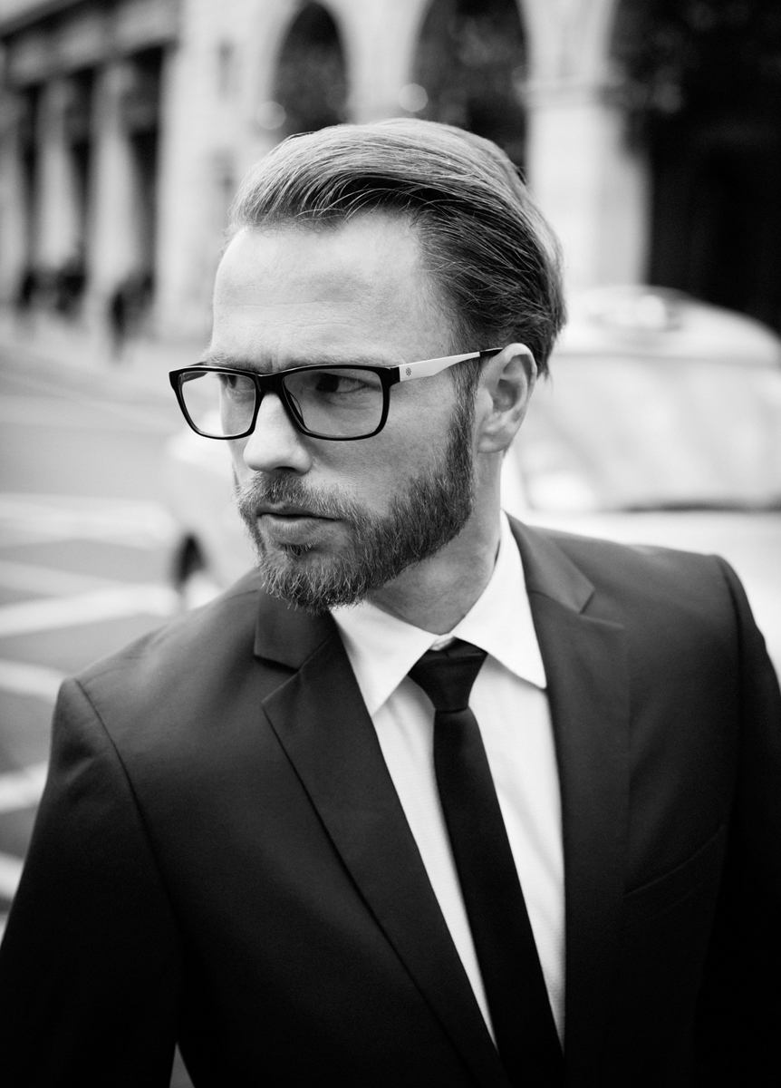 Mens Eyewear London Marcin Biedroń