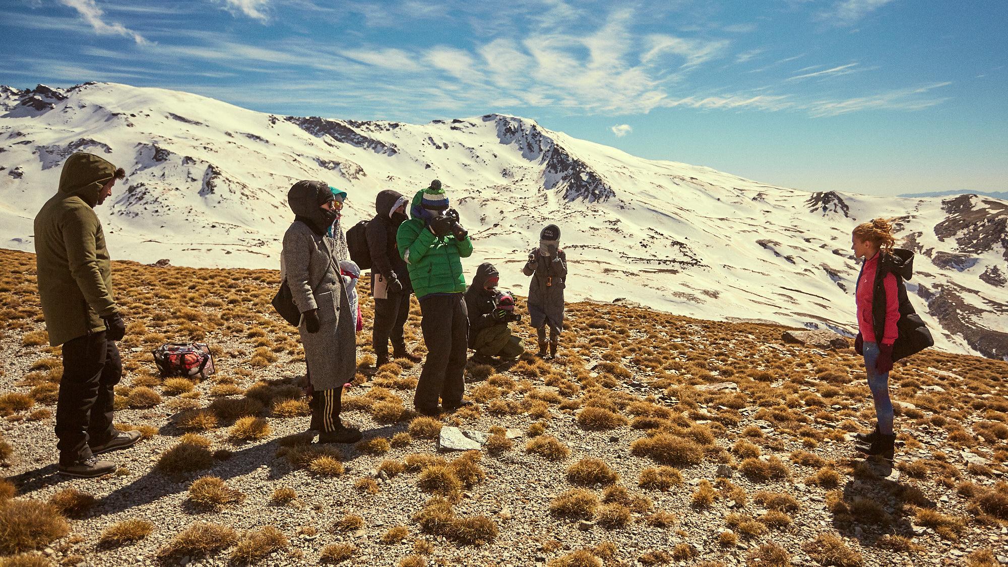 Sierra Nevada Outhorn Gardias Marcin Biedroń