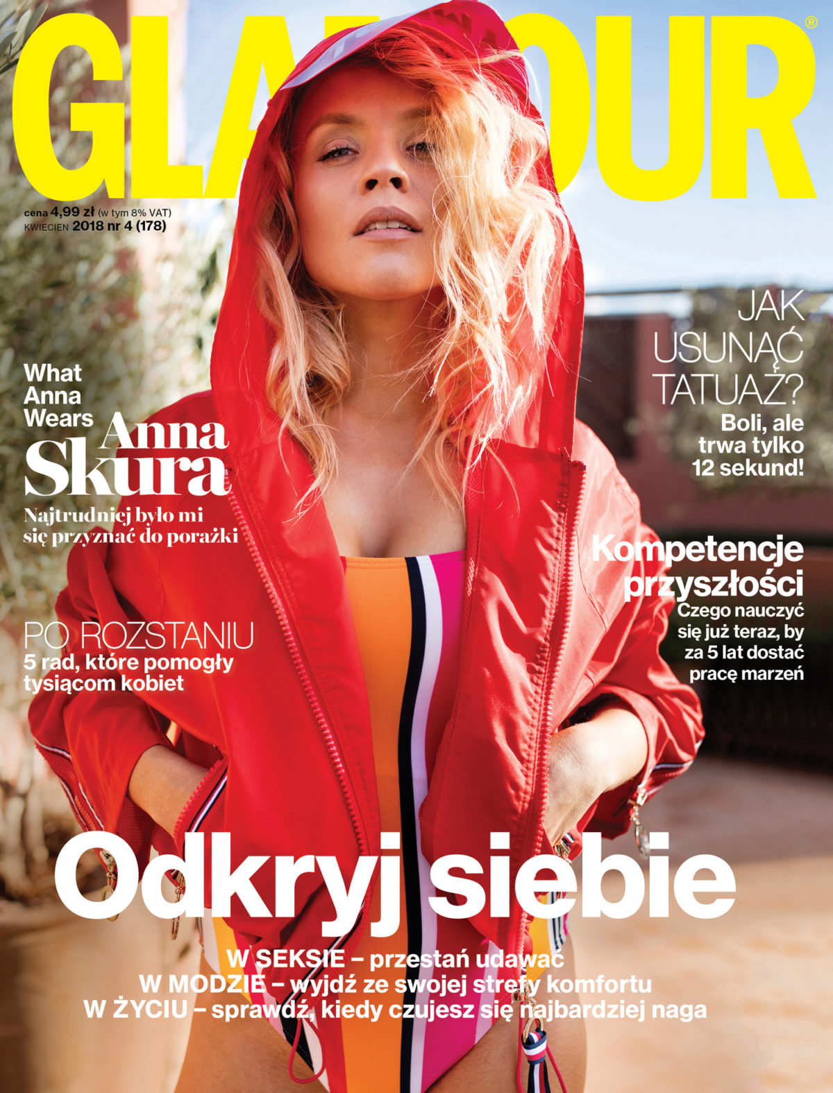 Anna Skura | whatannawears Marcin Biedroń
