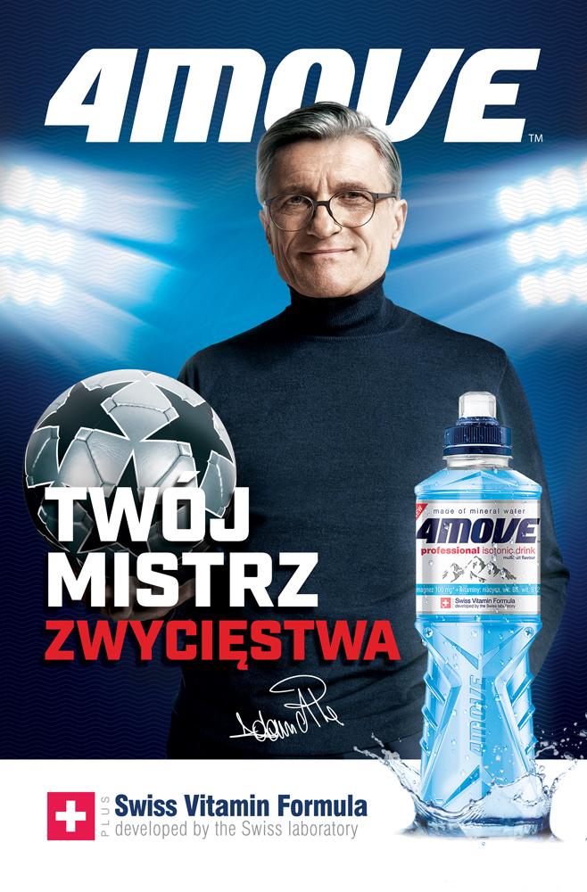 adam nawałka robert lewandowski kampania sport piłka nożna